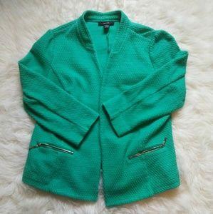 Womens Alfani Sweatshirt Jacket